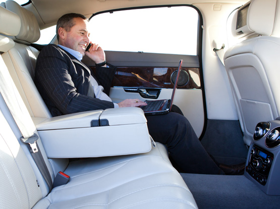 Corporate Services - DC Chauffeur Drive