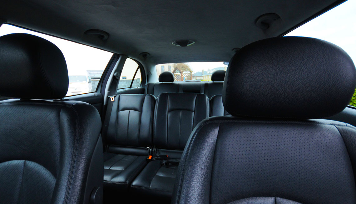 Limousine - DC Chauffeur Drive