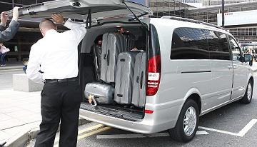 Luggage Transportation - DC Chauffeur Drive