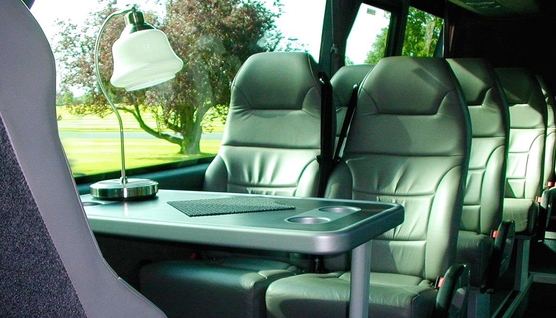 Midi Coach - DC Chauffeur Drive