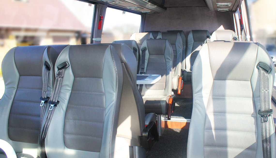 Mercedes Benz Sprinter - DC Chauffeur Drive