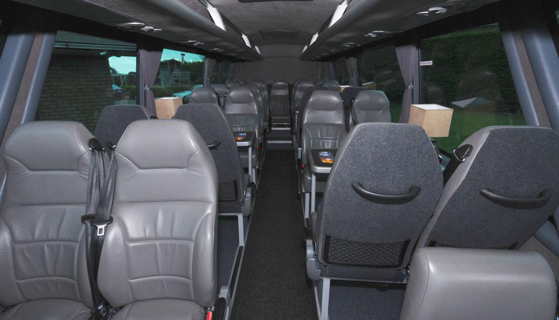Mini Coach - DC Chauffeur Drive